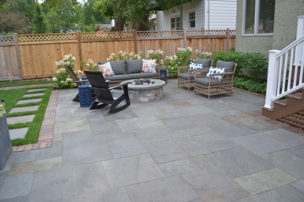 Maintenance Free Deck Bluestone Patio Amp Natural Stone