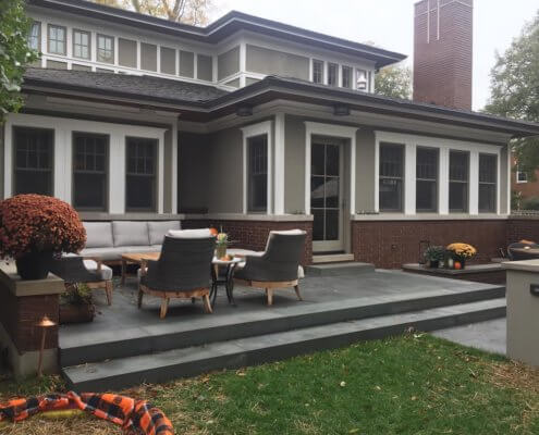Complete Patio Space