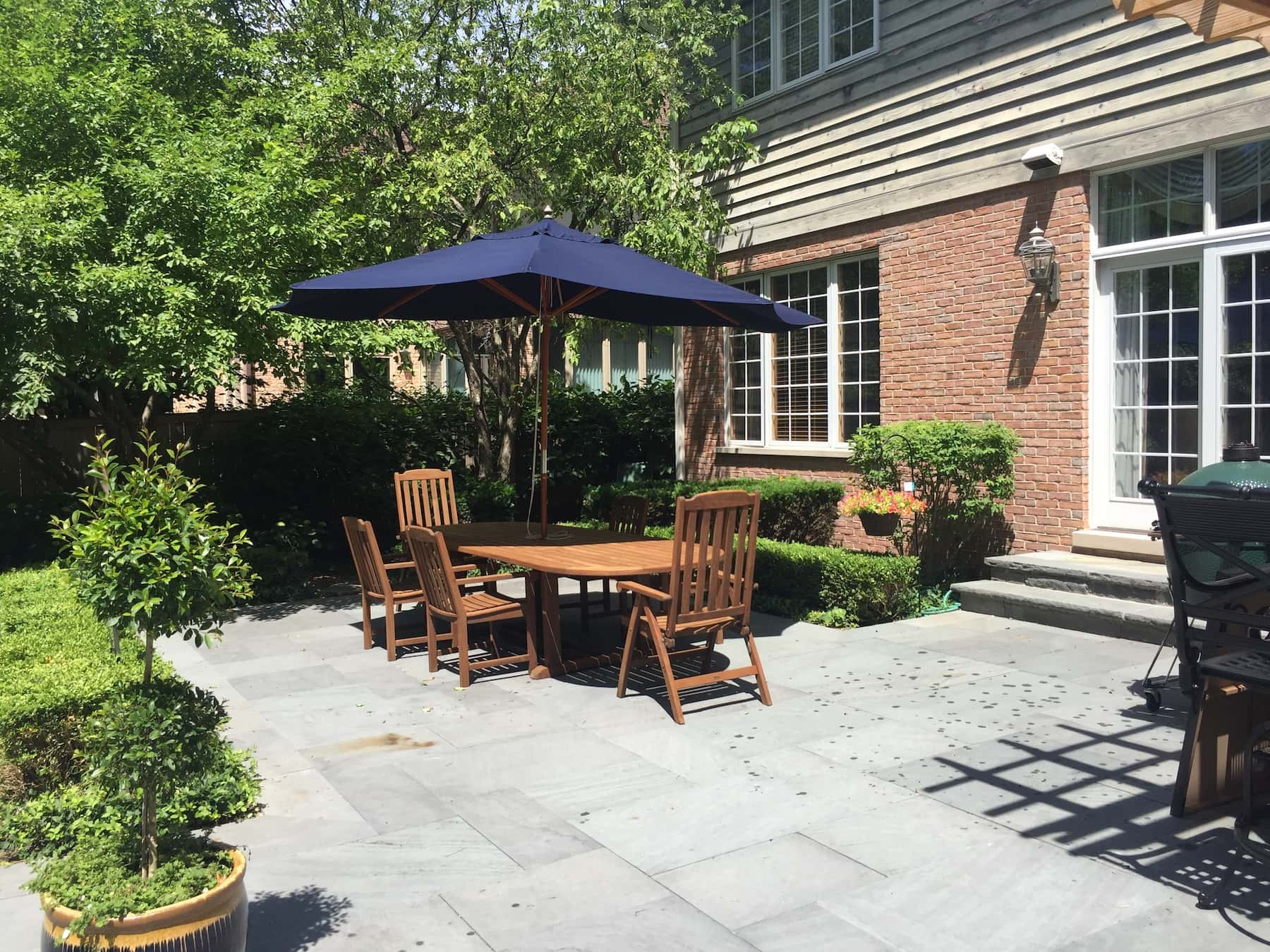 Paver Patio Outdoor Dining Northbrook, IL