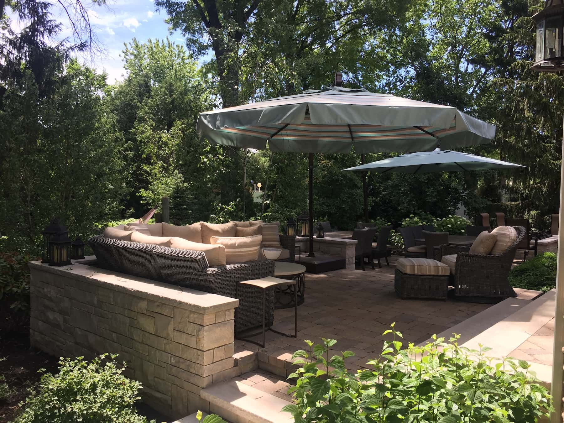 Paver Patio Outdoor Furniture Northbrook, IL
