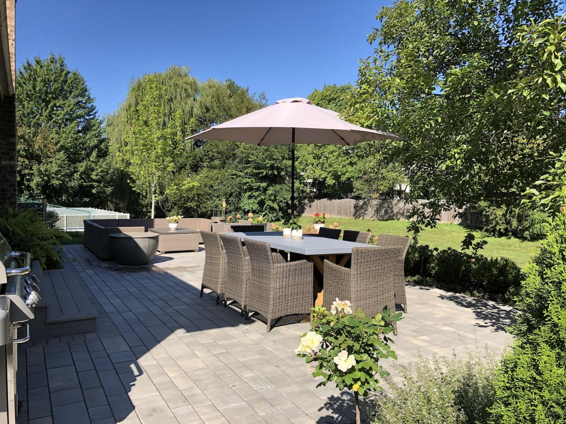 Patio and Outdoor Dining Northbrook IL